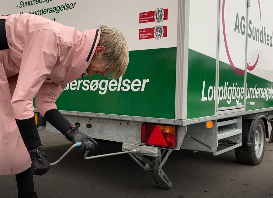 AGS Kogebogen - Klinik Trailer håndtering 4
